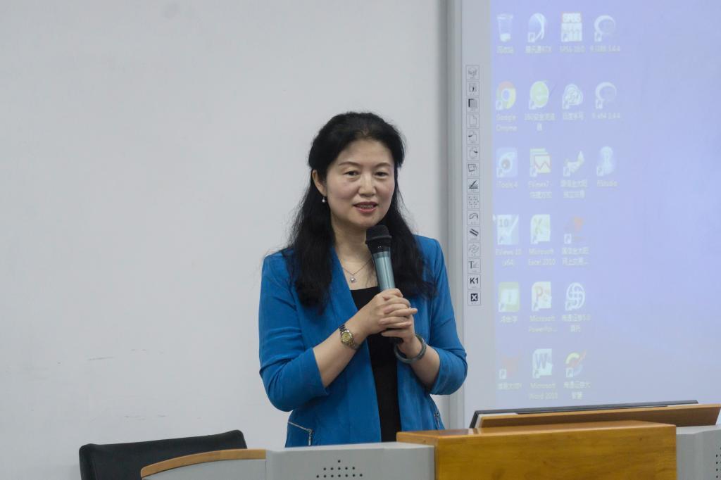 仲鑫教授正式就任北京師范大學珠海分校國際商學部部長